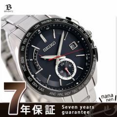 セイコー ブライツ フライトエキスパート 電波ソーラー SAGA241 SEIKO 腕時計 ブラック
