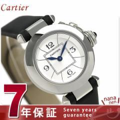 【ノベルティ プレゼント♪】カルティエ ミス パシャ ストラップ 27mm レディース W3140025 Cartier 腕時計 新品