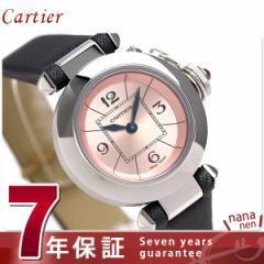 【ノベルティ プレゼント♪】カルティエ ミス パシャ ストラップ 27mm レディース W3140026 Cartier 腕時計 新品