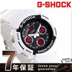 【あす着】CASIO G-SHOCK G-ショック クレイジーカラーズ ホワイト AW-591SC-7ADR
