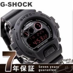 【あす着】CASIO G-SHOCK G-ショック MAT BLACK RED EYE 6900 DW-6900MS-1DR
