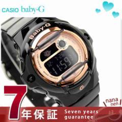 CASIO Baby-G ピンクゴールドシリーズ デジタル ブラック×ピンクゴールド BG-169G-1DR