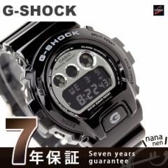 【あす着】ジーショック G-SHOCK CASIO メタリックカラーズ 腕時計 ブラック DW-6900NB-1DR