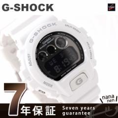 【あす着】ジーショック G-SHOCK CASIO メタリックカラーズ 腕時計 ホワイト DW-6900NB-7DR
