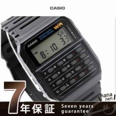 カシオ チプカシ 腕時計 メンズ 海外モデル カリキュレーター CASIO CALCULATOR CA-53W-1CR