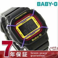 【あす着】Baby-G コズミックフェイスシリーズ レディース 腕時計 BGD-501-1BDR カシオ ベビーG ブラック