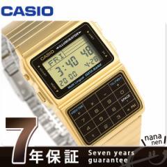 【あす着】カシオ チプカシ データバンク デュアルタイム DBC-611G-1DF CASIO 腕時計 ゴールド