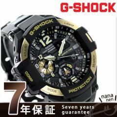【あす着】G-SHOCK スカイコックピット グラビティマスター GA-1100-9GDR カシオ Gショック 腕時計 オールブラック×ローズゴールド