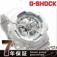 【あす着】G-SHOCK パンチングパターンシリーズ メンズ 腕時計 GA-110LP-7ADR カシオ Gショック ホワイト