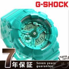 【あす着】G-SHOCK Sシリーズ クオーツ メンズ 腕時計 GMA-S110VC-3ADR カシオ Gショック グリーン