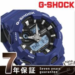 【あす着】G-SHOCK コンビネーション メンズ 腕時計 GA-700-2ADR カシオ Gショック ブルー