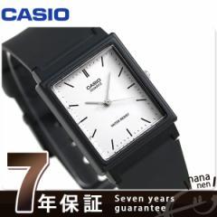カシオ チプカシ スタンダード クラシック 腕時計 MQ-27-7EDF CASIO ホワイト×ブラック