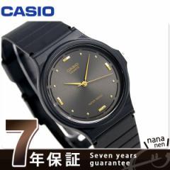 カシオ チプカシ スタンダード クオーツ 腕時計 MQ-76-1ADF CASIO グレー×ブラック