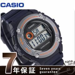 カシオ チプカシ スタンダード ストップウォッチ メンズ 腕時計 W-216H-2BVDF CASIO ネイビー