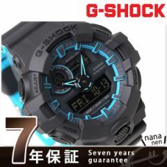 【あす着】G-SHOCK コンビネーション メンズ 腕時計 GA-700SE-1A2DR カシオ Gショック ブラック