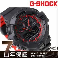 【あす着】G-SHOCK コンビネーション メンズ 腕時計 GA-700SE-1A4DR カシオ Gショック オールブラック