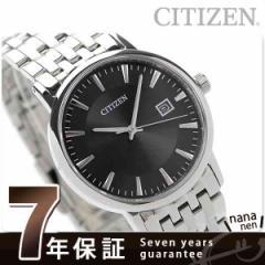 シチズン ソーラー 日本製 メンズ 腕時計 BM6770-51G CITIZEN ブラック