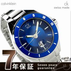 ck カルバンクライン プレイ メンズ 腕時計 K.2W21Z4N ck Calvin Klein クオーツ ブルー