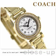 コーチ マディソン ファッション 23mm レディース 腕時計 14502403 COACH シルバー×ゴールド