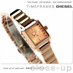 ディーゼル DIESEL ウルスラ レディース 腕時計 DZ5425 クオーツ ピンクゴールド