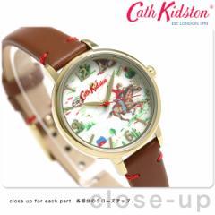 キャスキッドソン Cath Kidston カウボーイ 31mm CKL006TG レディース 腕時計