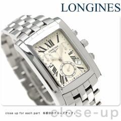 ロンジン ドルチェヴィータ 28mm メンズ L5.656.4.71.6 LONGINES 腕時計 ベージュ