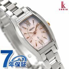 【あす着】セイコー ルキア トノー ソーラー レディース 腕時計 SSVR131 SEIKO LUKIA ピンク