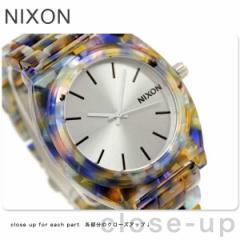 【あす着】nixon ニクソン 腕時計 THE TIME TELLER ACETATE A327 タイムテラー アセテート ウォーターカラー アセテート A3271116