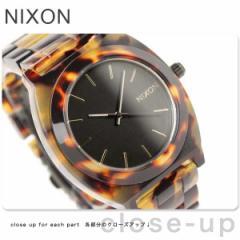 【あす着】ニクソン nixon タイムテラー アセテート 腕時計 A327646 NIXON A327 トートイズ