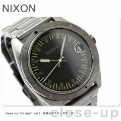 ニクソン nixon 腕時計 THE ROVER SS A359 ローバーSS オールガンメタル nixon A359632
