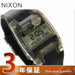 【あす着】ニクソン nixon コンプ S デュアルタイム レディース 腕時計 A336001 NIXON オール ブラック