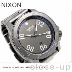 【あす着】ニクソン nixon レンジャー クオーツ メンズ 腕時計 A506632 nixon オールライトブルーガンメタル