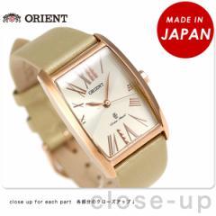 オリエント 逆輸入 海外モデル 日本製 レディース 腕時計 SQCBE006S0 ORIENT
