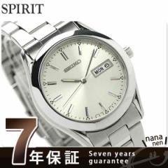 【あす着】セイコー スピリット メンズ 腕時計 SCDC083 SEIKO SPIRIT シルバー
