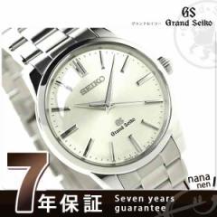 グランドセイコー 9Fクオーツ クラシック メンズ 腕時計 SBGX119 GRAND SEIKO シルバー