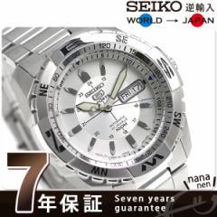【10月末入荷予定 予約受付中♪】セイコー 5 スポーツ 海外モデル 逆輸入 日本製 SNZJ03J1(SNZJ03JC) SEIKO 腕時計
