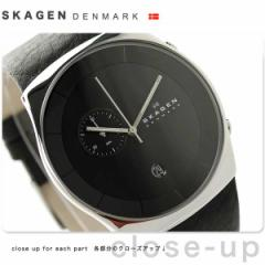 スカーゲン ヘブン クロノグラフ メンズ 腕時計 S...
