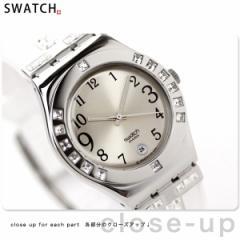 【あす着】Swatch スウォッチ スイス製 腕時計 アイロニー ファンシー・ミー YLS430