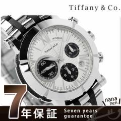 ティファニー アトラス ジェント クロノグラフ 42mm 自動巻き メンズ 腕時計 Z1000.82.12A21A00A TIFFANY&Co. シル