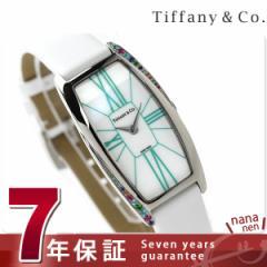 ティファニー ジェメア ラージ 22mm カラージュエル レディース 腕時計 Z6401.10.10G29A48G TIFFANY&Co. クオーツ