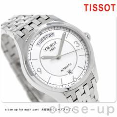 ティソ T-クラシック T-ワン オートマチック 38.5mm メンズ T038.430.11.037.00 TISSOT 腕時計