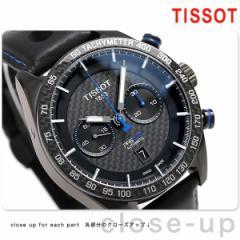 【あす着】ティソ T-スポーツ PRS 516 オートマチック クロノグラフ T100.427.36.201.00 TISSOT 腕時計 オールブラック