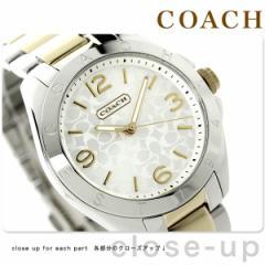 【あす着】コーチ トリステン レディース 腕時計 クオーツ 14501787 COACH シルバー×ゴールド