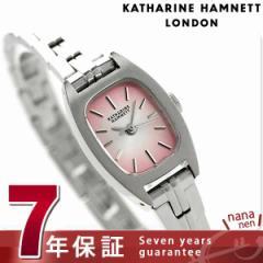 【あす着】キャサリン ハムネット 日本製 レディース 腕時計 KH00F6-B44 KATHARINE HAMNETT シックスティーズ スウィング クオーツ ピン