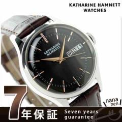 【あす着】キャサリン ハムネット イングリッシュスリック 日本製 KH20G434 KATHARINE HAMNETT 腕時計