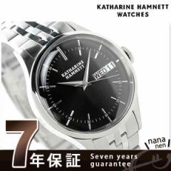 【あす着】キャサリン ハムネット イングリッシュスリック 日本製 KH20G5B34 KATHARINE HAMNETT 腕時計