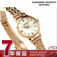 【あす着】キャサリン ハムネット イングリッシュスリック 日本製 KH77G1B14 KATHARINE HAMNETT 腕時計