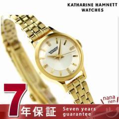 【あす着】キャサリン ハムネット イングリッシュスリック 日本製 KH78G2B14 KATHARINE HAMNETT 腕時計