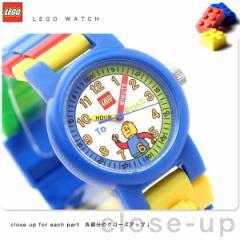 【あす着】レゴウォッチ 子供用 腕時計 タイムティーチャー ボーイ LEGO 9005008