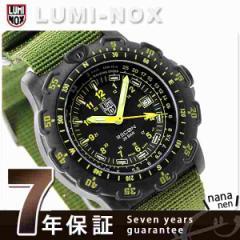 ルミノックス フィールド スポーツ リーコン ポイントマン キロメートル 腕時計 ブラック×グリーン ナイロン LUMINOX 8825.km